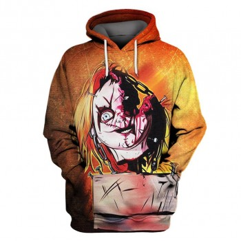 CHUCKY CHILDS PLAY - 3D HOODIE - WeSellAnything.Co