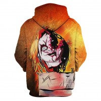 CHUCKY CHILDS PLAY - 3D HOODIE