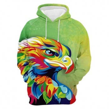 EAGLE STARE - 3D HOODIE - WeSellAnything.Co