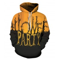 HALLOWEEN PARTY - 3D HOODIE