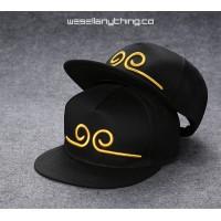 MONKEY KING HEADBAND SNAPBACK CAP