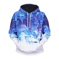PSYCHEDELIC SMOKE - 3D HOODIE