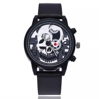SKULL GEARS - MENS WATCH