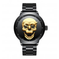 SKULL HEAD - MENS WATCH