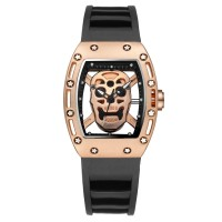 SKULL SQUARE - MENS WATCH