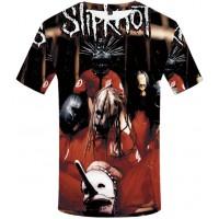 SLIPKNOT - 3D TSHIRT