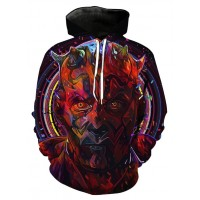 STAR WARS DARTH MAUL - 3D STREET WEAR HOODIE