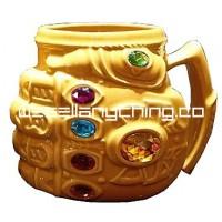 Thanos Infinity Gauntlet Mug - Marvels Avengers: Infinity Wars Cup