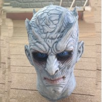 THE NIGHT KING GAME OF THRONES HALLOWEEN - 3D LATEX MASK