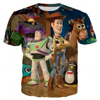 TOY STORY - 3D TSHIRT - WeSellAnything.Co