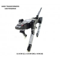TRANSFORMERS RAVAGE USB FLASH MEMORY DRIVE 64 GB PENDRIVE